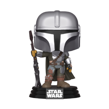 Funko POP! Vinyl Star Wars The Mandalorian - Pre-order